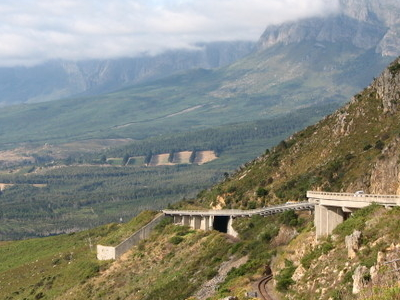 Hottentots Holland Range