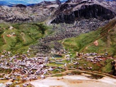 Huayllay Panoramic