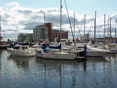 Humber  Dock  Marina  Hull