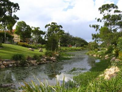 Humpybong  Creek