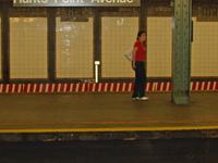 Hunts Point Avenue IRT Pelham Line Station