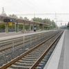 Huopalahti Railway Station Platform