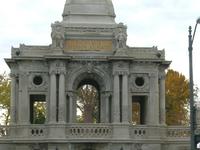 Hurlbut Memorial Puerta
