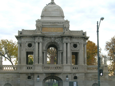Hurlbut Memorial Gate