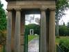 Ibroxhill House Portico