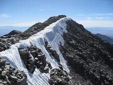 Ice On Top - Wheeler Peak Summit