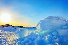 Ice & Sun - Greenland