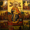 Icon Of Saint Catherine Of Alexandria