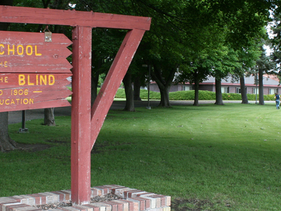 Idaho School For The Deaf And The Blind Grounds