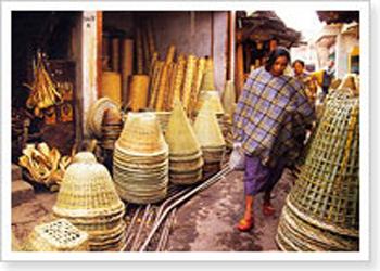 Iewduh Bara Bazaar East Khasi Hills