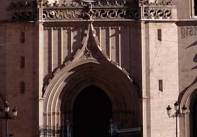 Iglesia Concatedral De Santa María De La Asunción