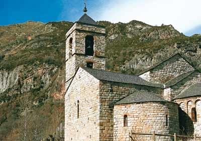Iglesia De Sant Feliú De Barruera
