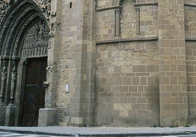 Iglesia De Santa María La Real De Sangüesa