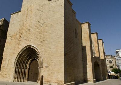 Iglesia Vieja De San Miguel