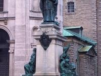 Ignace Bourget Monumento