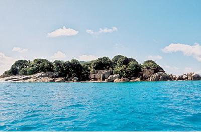 Ile Cocos Marine National Park