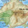 Ilha Grande Topographic Map E N