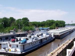 Illinois e Michigan State Trail Canal