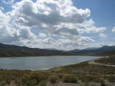 Illipah Reservoir White Pine Mountains
