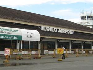 Mandurriao Aeroporto