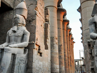 Luxor Over Day by a Private Vehicle from Hurghada