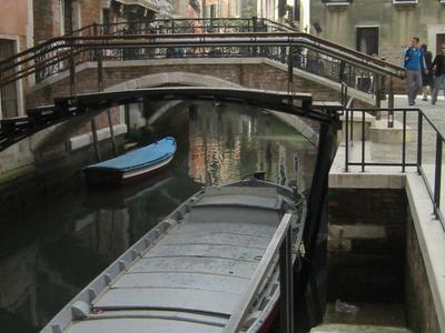 Pinacoteca Querini Stampalia (Bridge At Front)