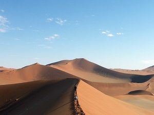 2 Day Sossusvlei Safari Tour Namibia - Camping Photos