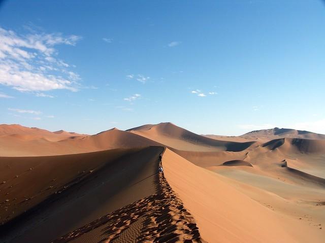 2 Day Sossusvlei Safari Tour Namibia - Camping Photos