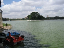 Ulsoor Lake - KSTD Boat Club
