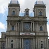 St. Francis Xavier Cathedral Bangalore Front View