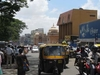 Busy Commercial Street - Bangalore