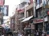 Commercial Street - Bangalore - Karnataka - India