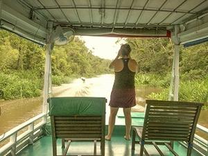 Orangutan Tour Standard Houseboat 4D3N Fotos