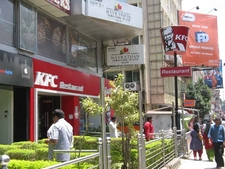 KFC MG Road - Bangalore