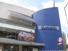 Urvashi Cinema Facade - Bangalore