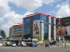 Big Bazaar Shopping Mall - Shanti Nagar - Bangalore - India
