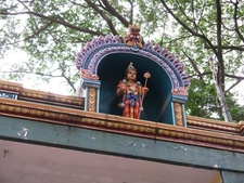 Bugle Rock Park - Hanuman Statue - Bangalore