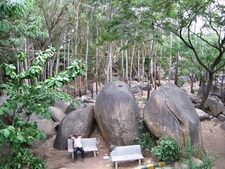 Bugle Rock City Park - Bangalore - Karnataka - India