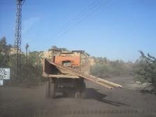 Coalfield Dumper Truck