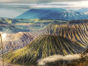 Trip Mount Bromo + Madakaripura Waterfall Photos