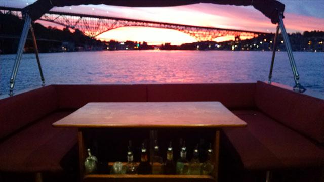 Sunset Cocktail Cruise Photos