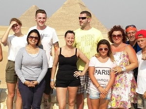 Pyramids Day Tour Photos