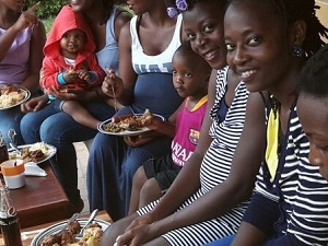 Cook And Dine with a Ugandan Family Photos