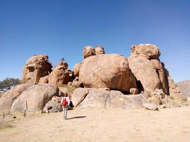 Windhoek to Sossusvlei Tour Photos