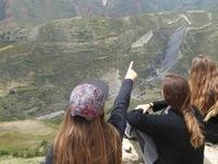Trekking along the Inca Trail, Maragua Crater and Dinosaur Footprints