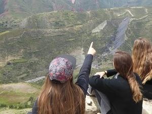 Trekking along the Inca Trail, Maragua Crater and Dinosaur Footprints Fotos