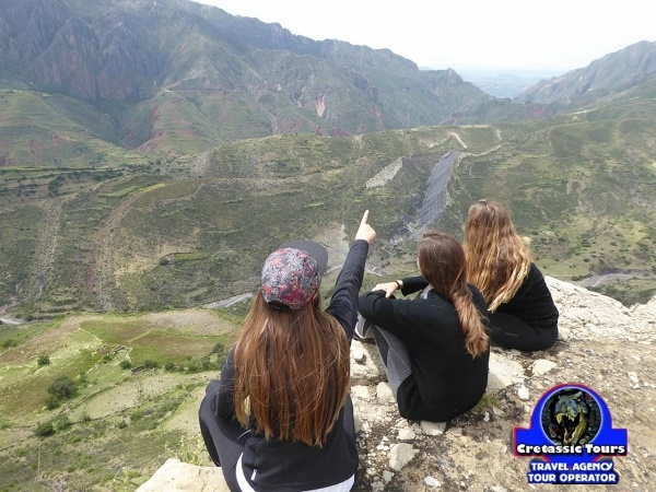 Trekking along the Inca Trail, Maragua Crater and Dinosaur Footprints Photos
