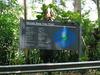 Hacienda  Buena  Vista Entrance Sgn