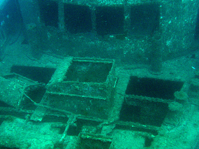 Imperial Eagle Wreck