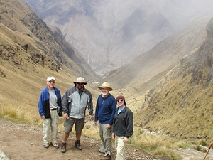 The Inca Trail 4 Days Photos